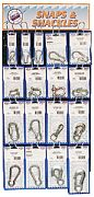 Seadog 916030 Snaps & Shackles SS with Panel