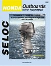 Seloc 1200 Honda Outboard Engines Shop Manual 1978-2001