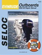 Seloc 1313 Evinrude Outboard Engines Shop Manual
