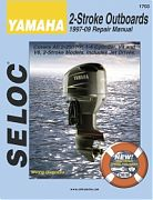 Seloc 1703 Yamaha Outboard Engines Shop Manual 1997-09