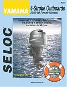 Seloc 1707 Yamaha Outboard Engines Shop Manual 2005-10