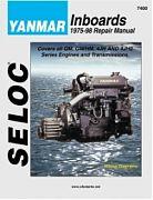 Seloc 7400 Yanmar Inboard Engines Shop Manual