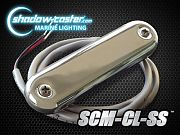 Shadow Caster Great White Courtesy Light SS Cover 4-PACK