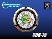 Shadow Caster SCR16 Underwater LED Light Great White