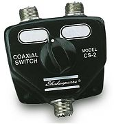 Shakespeare CS-2 Coax Switch