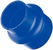 """Shields 220S4000 Silicone Hump Hose Connector - 4"""""""