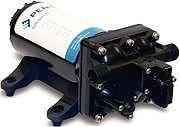 Shurflo Aqua King II Fresh Water Pump - 5.0 GPM 24 Volts