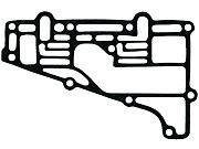 Sierra 18-0744 Outer Exhaust Covet Gasket