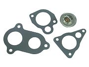 Sierra 18-3671 Thermostat Kit - 142 Degrees
