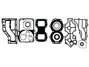 Sierra 18-4422 Powerhead Gasket Set