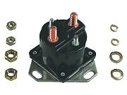 Sierra 18-5801D Solenoid - Grounded Base - Display Pack