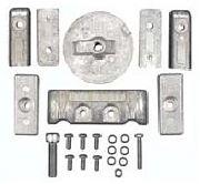 Sierra 18-6157A Anode Kit - Aluminum