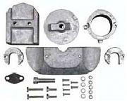 Sierra 18-6158A Anode Kit - Aluminum