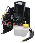 Sierra 18-6752 Hydraulic Trim Pump Assembly with Metal Bracket
