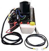 Sierra 18-6753 Hydraulic Trim Pump Assembly with Stainless Steel Bracket