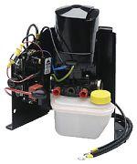 Sierra 18-6768 Complete Power Trim Pump Assembly with Steel Bracket