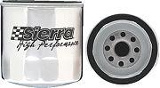 Sierra 18-7824C-1 Filter Oil Chrome Gm L4 L6 V8