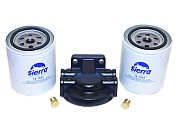 Sierra 18-78522 Fuel/Water Seperator Kit with Bracket