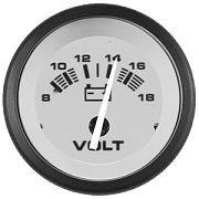 Sierra 2´´ Voltmeter, 8-18 V