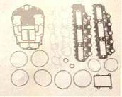 Sierra 4406 Powerhead Gasket Kit - OMC 437155