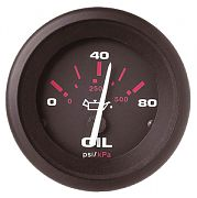 Sierra 57903P Amega 2´´ Oil Pressure, Electrical, 0-80 psi, Requires C Sender