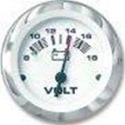 """Sierra 59656P Lido 2"""" Lido Series Fog Resistant Voltmeter"""