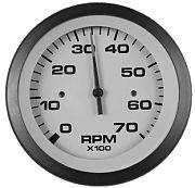 Sierra 59703P Sahara 3´´ Tach, Elect, Outboard & 4-Cycle Gas, 0-7000 rpm