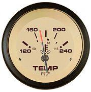 Sierra 59706P Sahara 2´´ Water Temperature, Electric, 120-240F, Requires D Sender