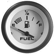 Sierra 59707P Sahara 2´´ Fuel Gauge, E-1/2-F, Requires F Sender