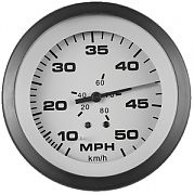 Sierra 61163P Sahara 3´´ Speedometer Kit, 50 mph, Includes G Sender