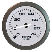 Sierra 61546P Driftwood 3´´ Tach, Elect, Outboard & 4-Cycle Gas, 0-7000 rpm