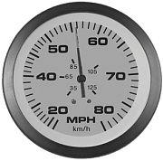"Sierra 63076PH Sahara 63076PH 3"" Speedometer Head Only"