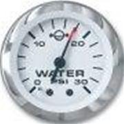 """Sierra 63523P Lido 2"""" Lido Series Fog Resistant O/B Water Pressure Gauge"""