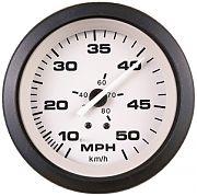 Sierra 64517P Driftwood 3´´ Speedometer Kit, 50 mph, Includes G Senders