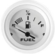 """Sierra 68365P Arctic 2"""" Fuel Gauge"""