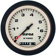 "Sierra 69743P Sahara 3"" Tach/Hourmeter"