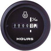 Sierra 84760P Amega 2´´ Hourmeter, 10,000 hours