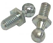 Sierra GS62910 Ball Stud W/Thread Shaft Zinc