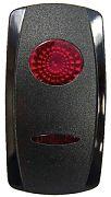Sierra RK22200 Act CON5 Blk W 2RED Lens 2/PK