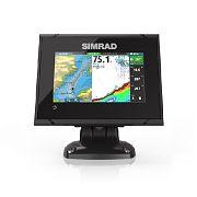 Simrad GO5 XSE with 83/200 HDI & Navionics Bundle