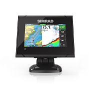 Simrad GO5 XSE with Totalscan & Navionics Bundle