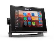 "Simrad GO7 XSR 7"" Multifunction Display, Active Imaging 3-in-1 Transducer, C-MAP Pro"