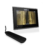 Simrad GO7 XSR Multifunction Display, Active Imaging 3-in-1 Transducer, 3G Radar, Navionics+ USA/Canada