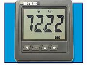 Sitex SST110TM Sea Water Temperature with Transom Mount Sensor