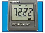 Sitex SST110TM Sea Water Temperature with Transom Mount Sensor