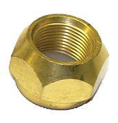 Solas 81141172 Solas Prop Hardware, Mercury Rear Nut, Bravo III