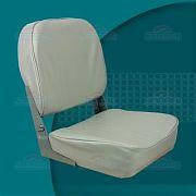 Springfield 1040623 Economy Fold Down Seat - Gray