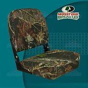 Springfield 1040626 Economy Fold Down Seat, Camouflage - Mossy Oak Break Up