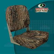 Springfield 1040627 Economy Fold Down Seat, Camouflage -  Mossy Oak Duck Blind
