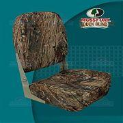 Springfield 1040627 Economy Fold Down Seat, Camouflage -  Mossy Oak Duck Blind